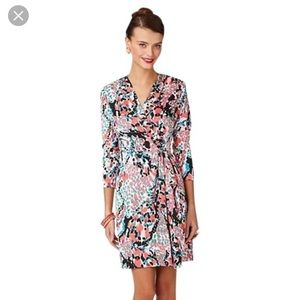 Lilly Pulitzer Angelica wrap dress